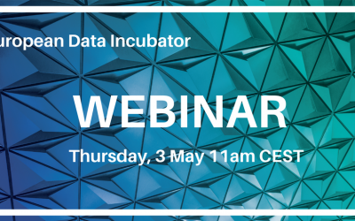 Info Session – Register to the EDI webinar on 3 May