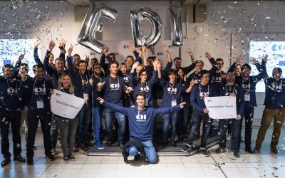 What happened at EDI Berlin? Take a sneak peek and find out which 16 winning startups are accelerating on to Bilbao!
