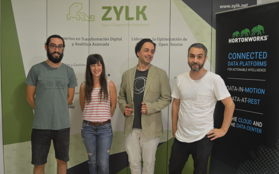 The story behind our startups: Interview with David, co-founder of Zylk