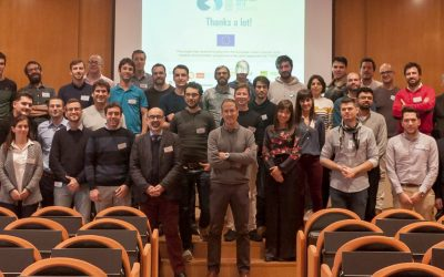 Pintxos and the Guggenheim: the EDI startups gather in Bilbao for the 'Experimentation' phase