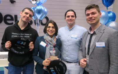"""""""Yes, we won!"""" – When 16 EDI startups became just 6"""
