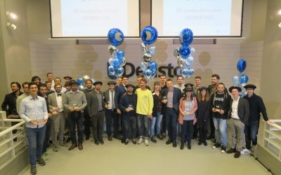 """Yes, we won!"" – When 16 EDI startups became just 6"