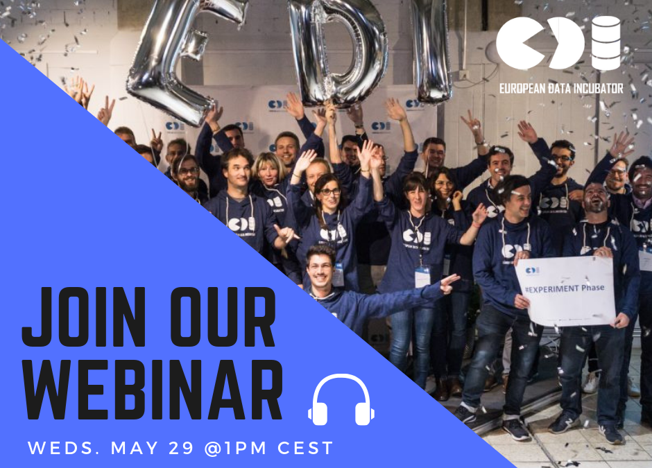 Join our live Q&A webinar, to ask your burning questions about applying to EDI!