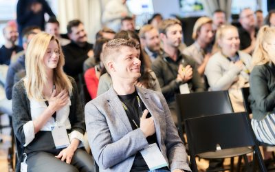 40 lucky startups chosen for the next round of EDI! What can they expect?