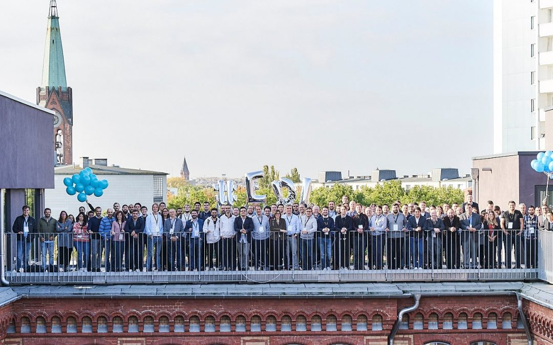 40 become 18: Berlin Datathon decides selection of next round of startups for 'Experiment' phase