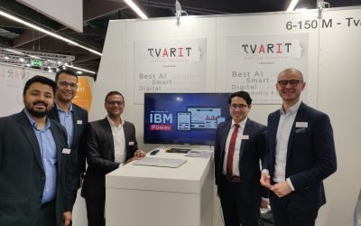 The story of our startups: Meet Tvarit, one of the 8 top EDI startups!