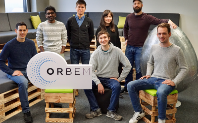 The story of our startups: Meet Orbem!