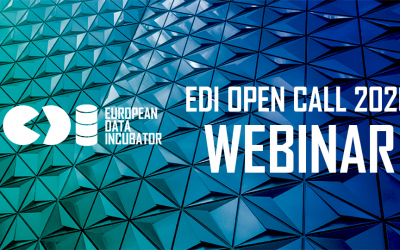 Watch the EDI Open Call Webinar #1