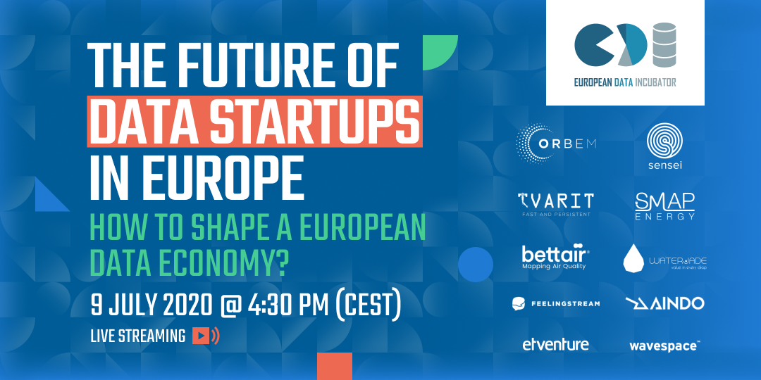 The Future of Data Startups in Europe