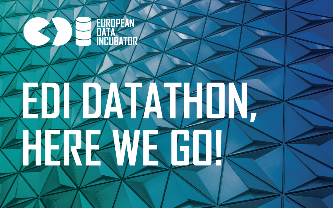 EDI Datathon coming up! What will happen in the 2-day event?