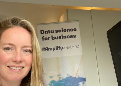Laura from Amplify Analytix